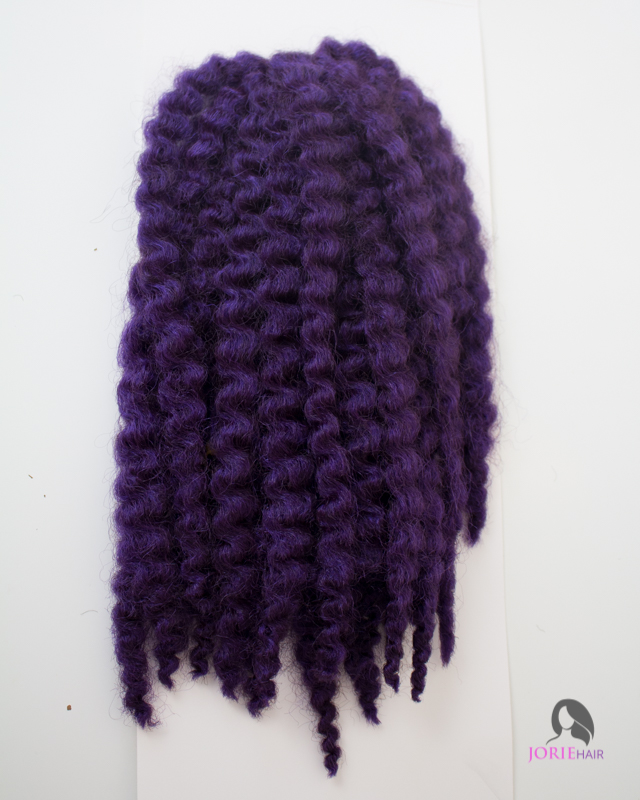 Jorie Bantu Twists #Purple