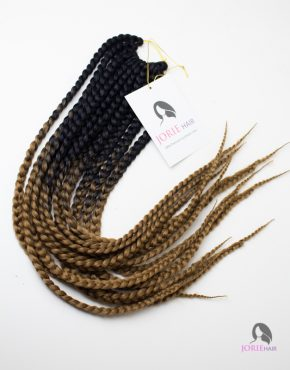 crochet box braids ombre 27