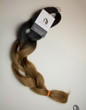 expression ombre jumbo braiding hair
