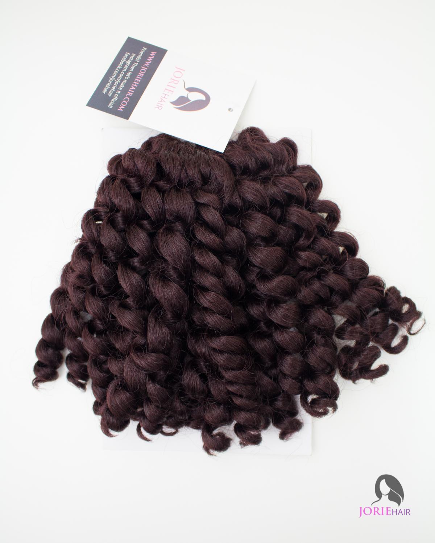 14 Quot Kemorah Curly Crochet Hair 99j Jorie Hair