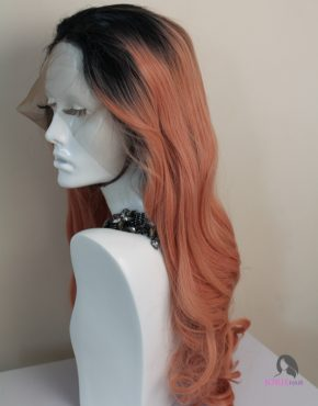 Synthetic Lace Front Wig Karina