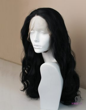 long synthetic lace front wig lynette