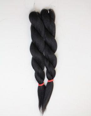 pre-stretched braiding hair 1b