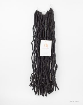 textured kinky crochet faux locs 1b