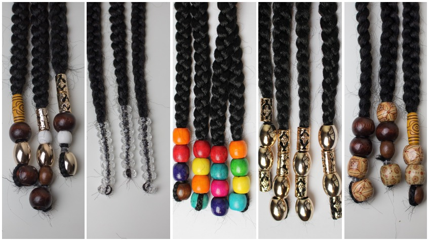 Braids With Beads Different Combination Ideas Jorie Hair