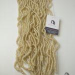 kinky blonde faux locs #613