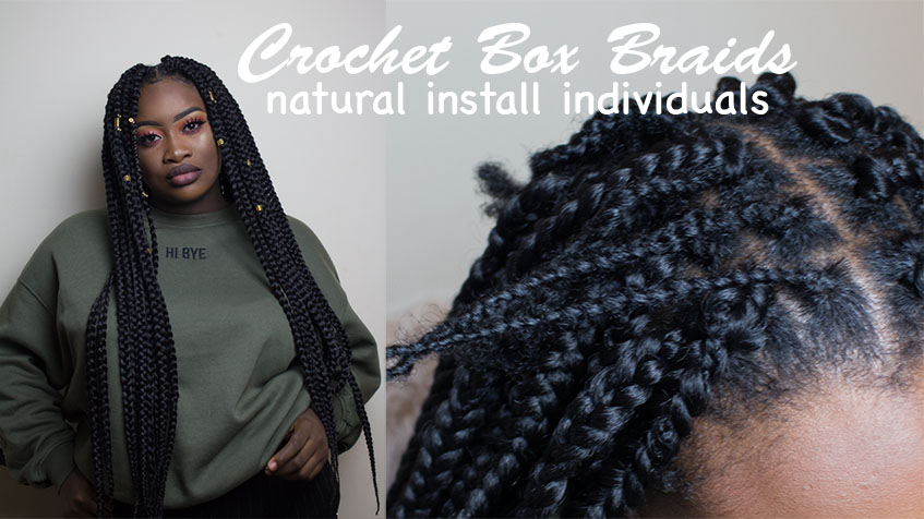 individual crochet box braids