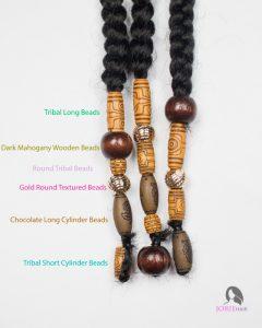 hair beads for braids mystic africa description