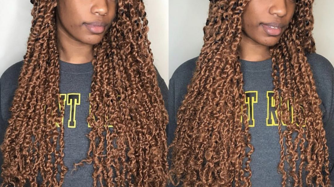 brown passion twists by simply geniee