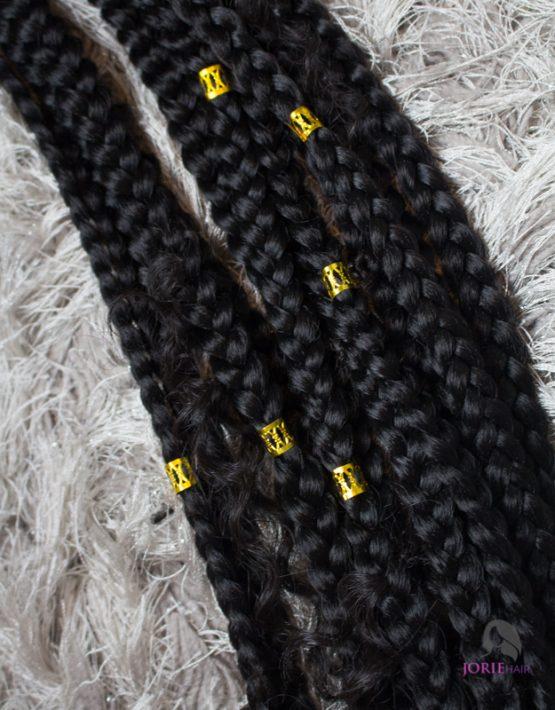 braid accessories - hair cuffs