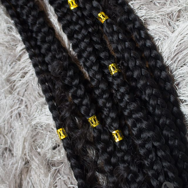 braid accessories - hair cuffs
