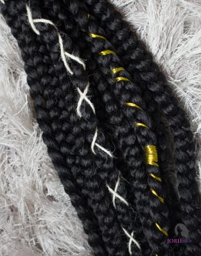 braid accessories - hair string
