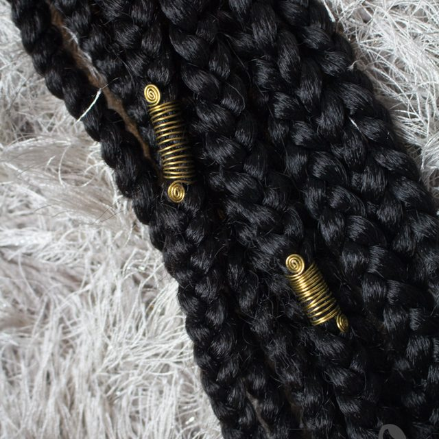 braid accessories - hair spiral