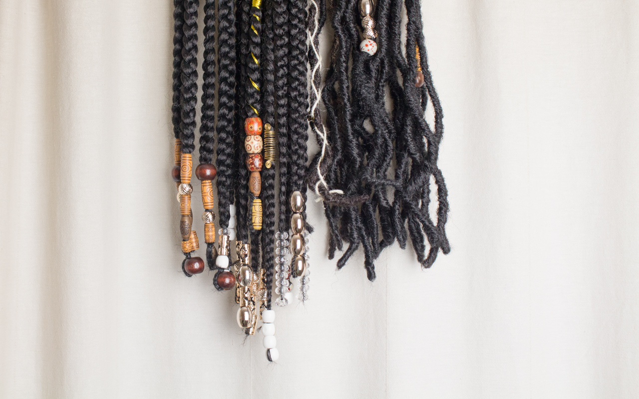 braid and locs accessories home