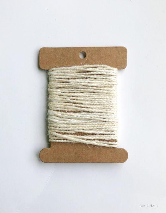 hair string cream hemp cord