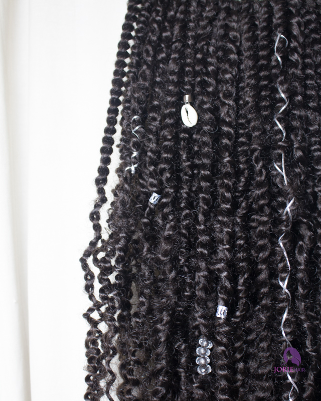 Crochet Passion Twists Long Jorie Hair