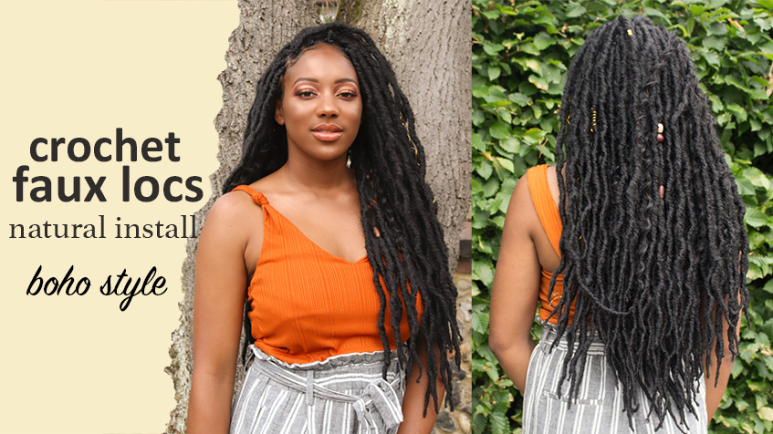 long crochet faux locs thumbnail