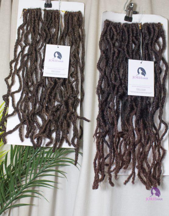 crochet faux locs hair 16 inch