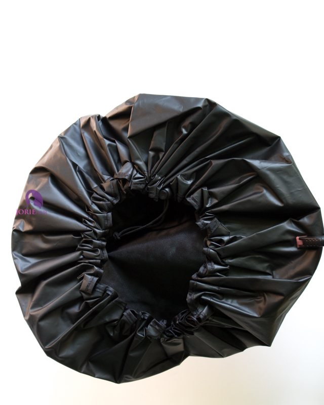 Extra Large Shower Cap Satin Lined | Jorie Hair