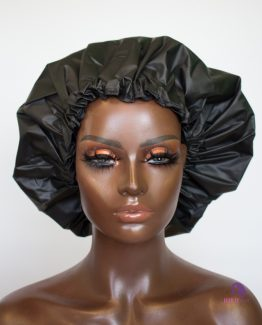 Extra Large Shower Cap Satin Lined