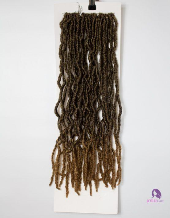 crochet faux loc hair long ombre brown 30:27.jpg