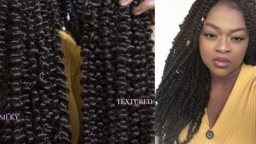 Pion Twists Natural Hair