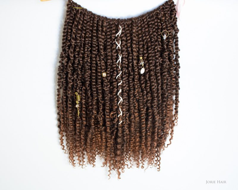 pre-twisted crochet passion twists