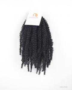 distressed locs hair fluffy spring twist