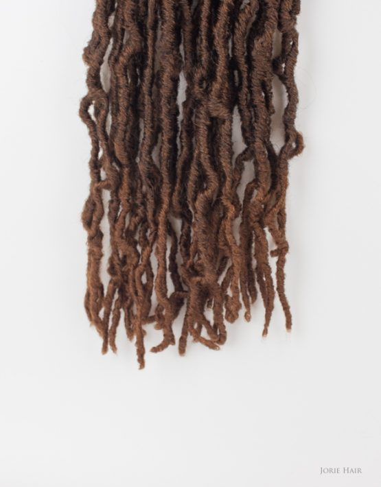 long crochet faux locs kinky ombre 30 ends