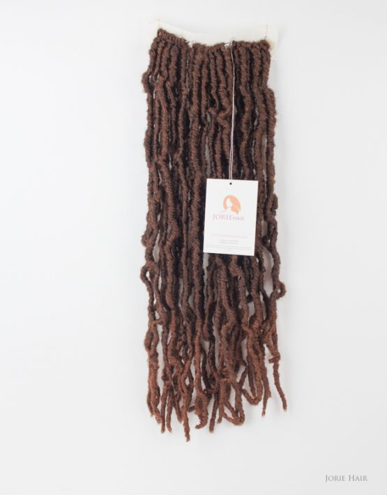long crochet faux locs kinky ombre 30 with tag