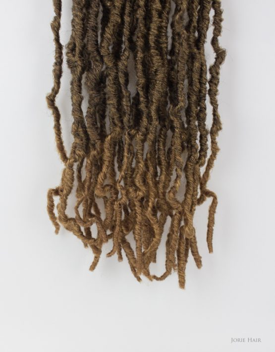 long crochet faux locs kinky ombre 30 27 ends
